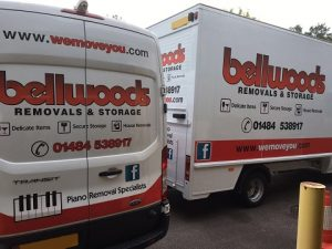 Removal Vans