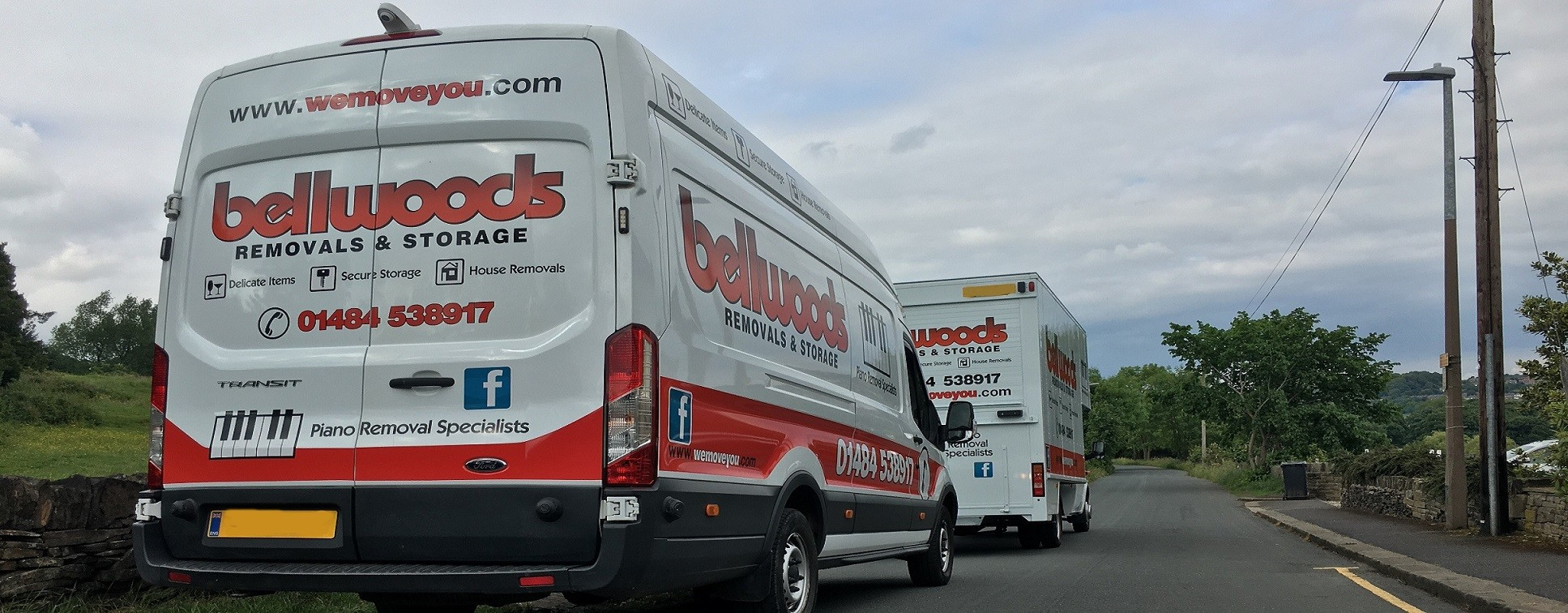 Bellwoods Removals Latest Vans